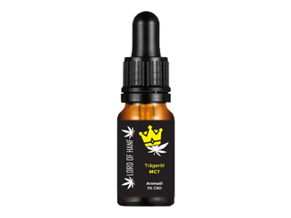 LORD OF HANF CBD-Oil 5% <br> CBD-Extrakt in MCT-Öl