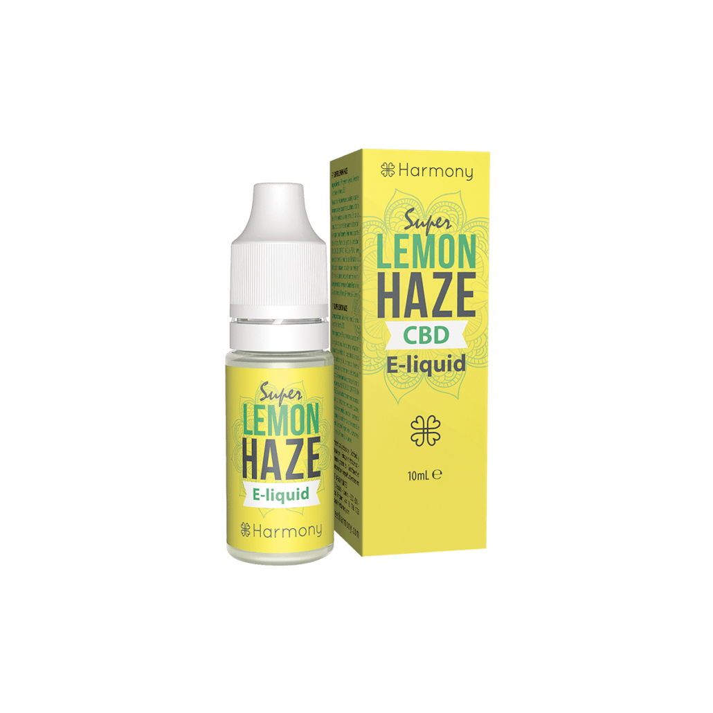 HARMONY CBD E-Liquid<br> Lemon Haze