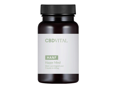 CBD VITAL <br> Hanf Happy Mind
