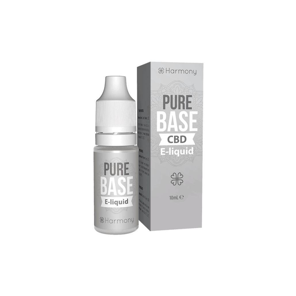 HARMONY CBD E-Liquid <br> Pure Base